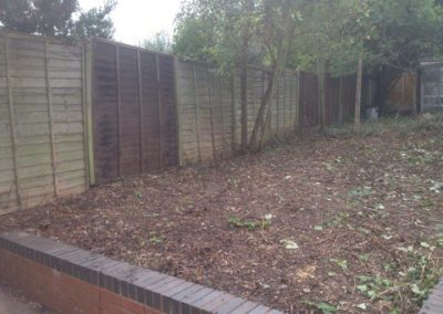 Garden Clearance in Birmingham after